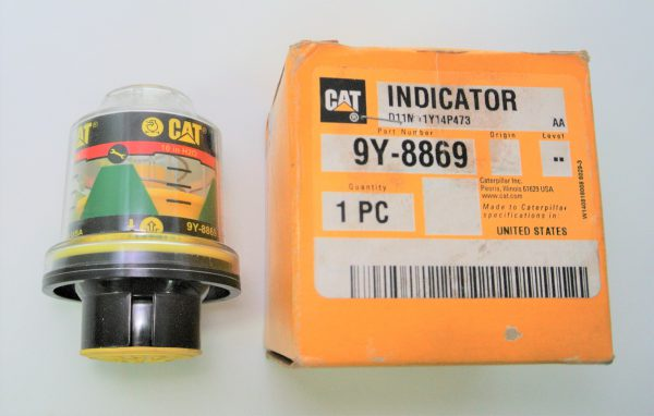 Индикатор для Caterpiller (Катерпиллер), номер запчасти 9Y-8869, 9Y8869
